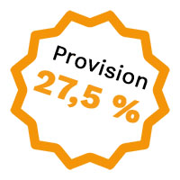 Provisions Stern 27.5 %