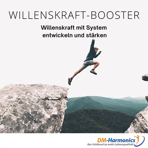 Willenskraft-Booster