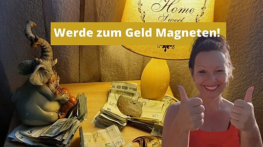 Kerstin Mais und 5 € Scheine